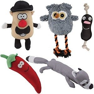 DAWGEEE Toys Value 5 Pack for Puppy