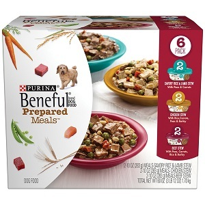 Purina baneful dog food