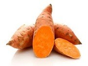Sweet Potato vegetable for dog
