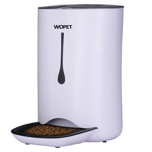 WOPET Automatic Pet Feeder with Timer